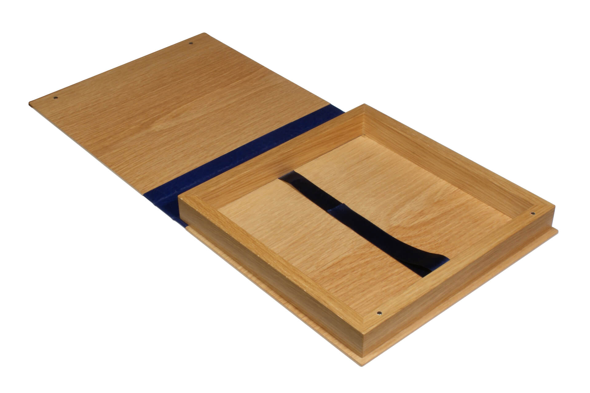 hotel folder luxury wooden box h-rfb101