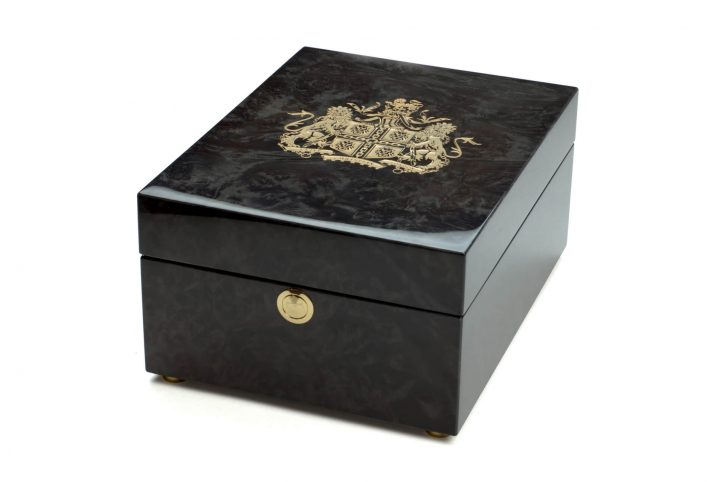 luxury boxes for exclusive perfume packaging B-H209