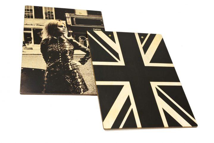 Bespoke A4 clip boards