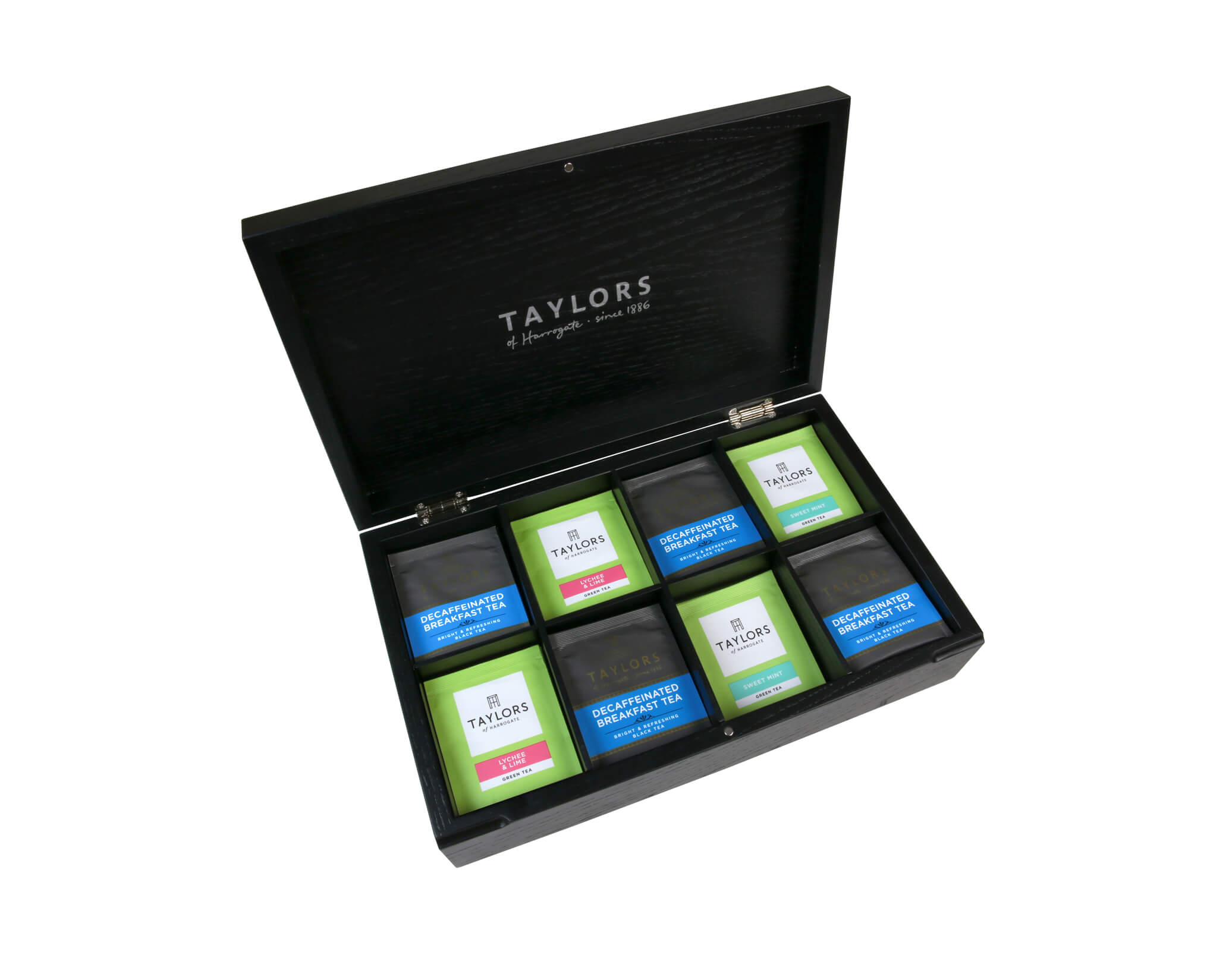 Teabox Manufacturer for Taylors of Harrogate