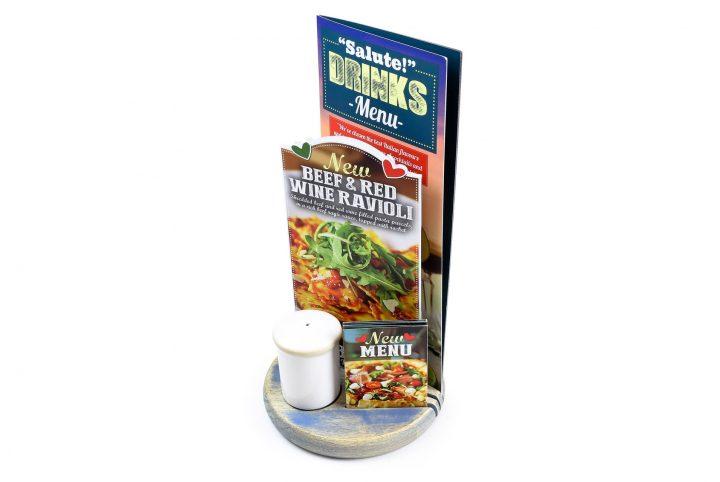 Menu Holders Archives MORANS MORANS - Table menu holders for restaurants