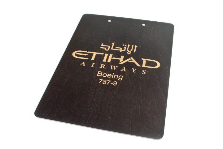 bespoke clip board promotional branding