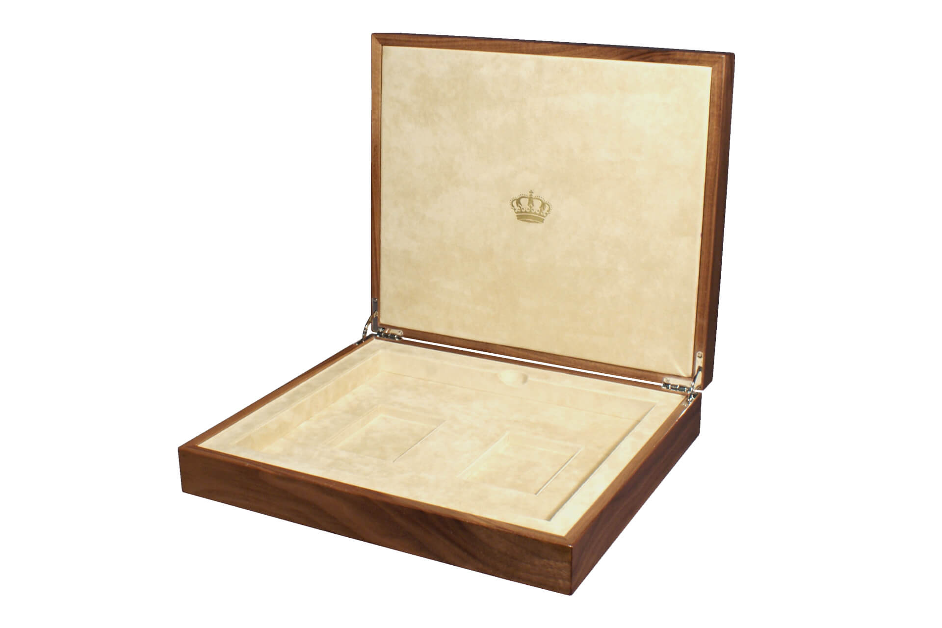 luxury wooden presentation box b-h110