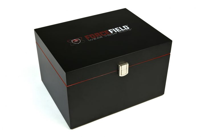 custom presentation boxes for forcefield