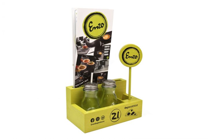 MW2599 condiment and menu_holder painted finish enzo cat