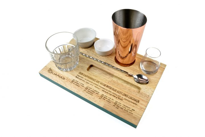 Promotional serving trays for restaurants and bars