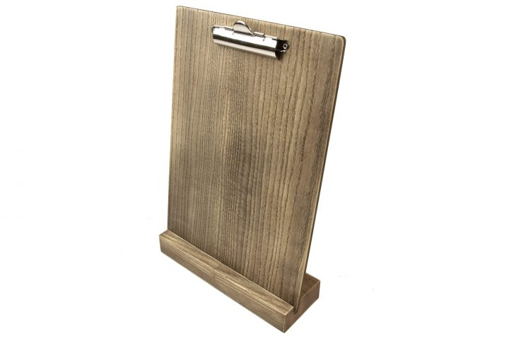 custom clipboard for point of sale display